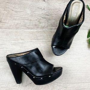 Mossimo Open Toe Heels